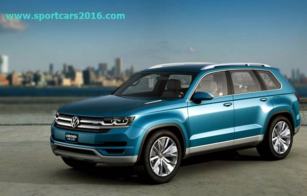 2017 Vw Touareg Exterior And Interior