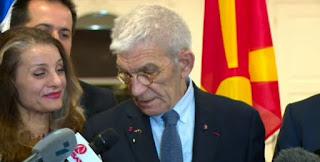 Μπουτάρης για Σκόπια: «Tο καλύτερο όνομα είναι Νέα Μακεδονία»