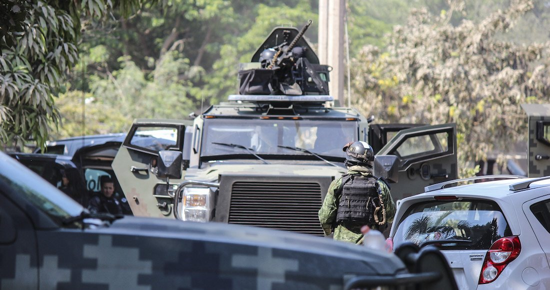 Sentencia de 26 años de cárcel contra 8 militares por nexos con Los Zetas