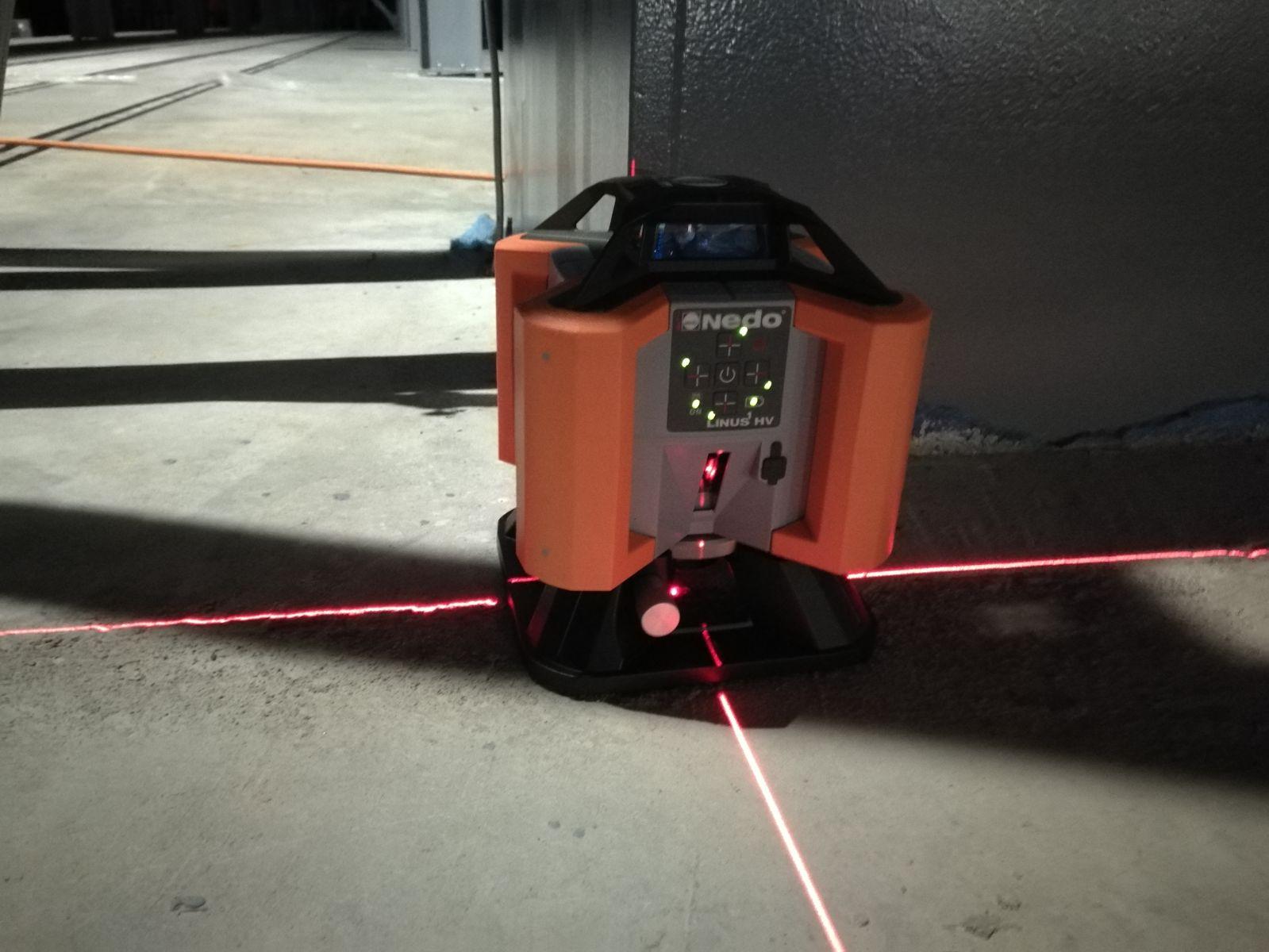 Laser Entfernungsmesser Rechter Winkel : Nedo linus hv universallaser messfreunde