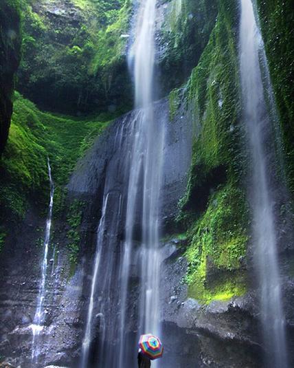 Tanya Jawabanku 17 Unik Contoh Gambar Pemandangan Alam Air Terjun