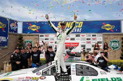 Kevin Harvick - NASCAR stars who got their starts in the K&N Series