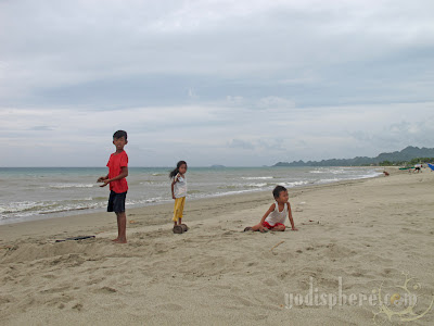 Beach at Sipalay City Negros Occidental