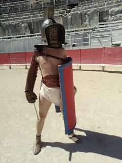 gladiateur mirmillon