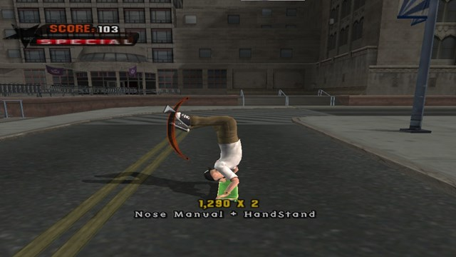 Download Tony Hawk's Underground 1 PC Gameplay