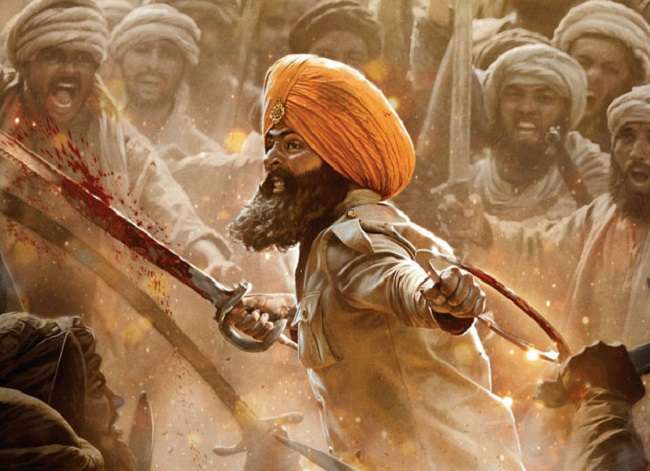 kesari total collection box office