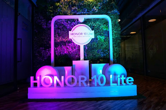Launching Honor 10 Lite di Indonesia