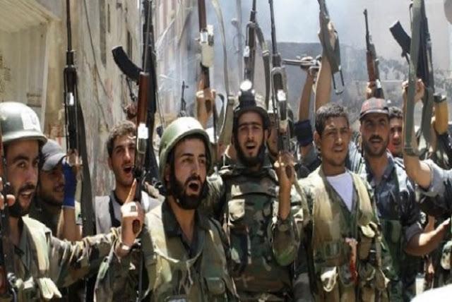 Putin Perintahkan Gencatan Senjata  di Suriah