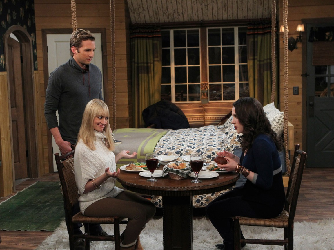 2 Broke Girls - Season 2 Episode 13: And the Bear Truth