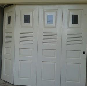 Pintu Garasi versi 8