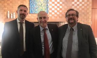 Assoporti e Uir a Tokyo per presentare le opportunità d'investimento in Italia