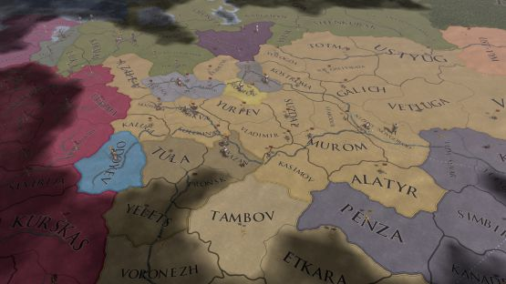 Europa Universalis IV Third Rome screenshot 2