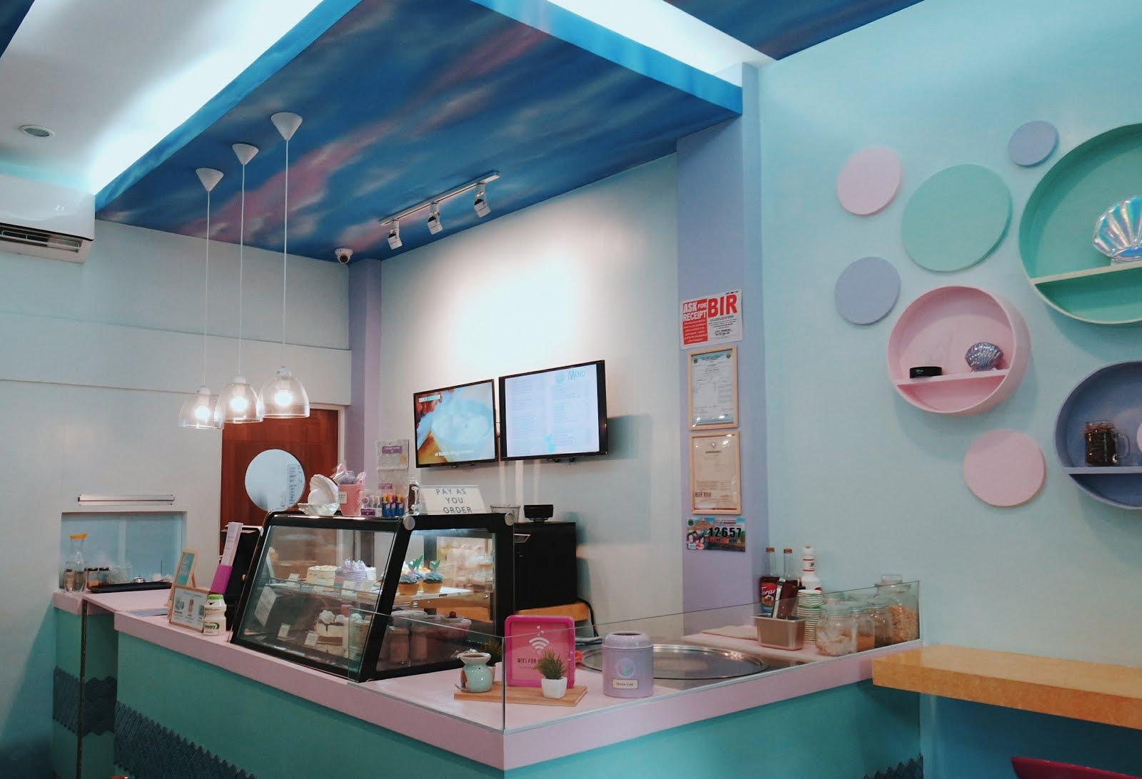 Foodtrip173 Cafe Mermania Pinkislovebynix