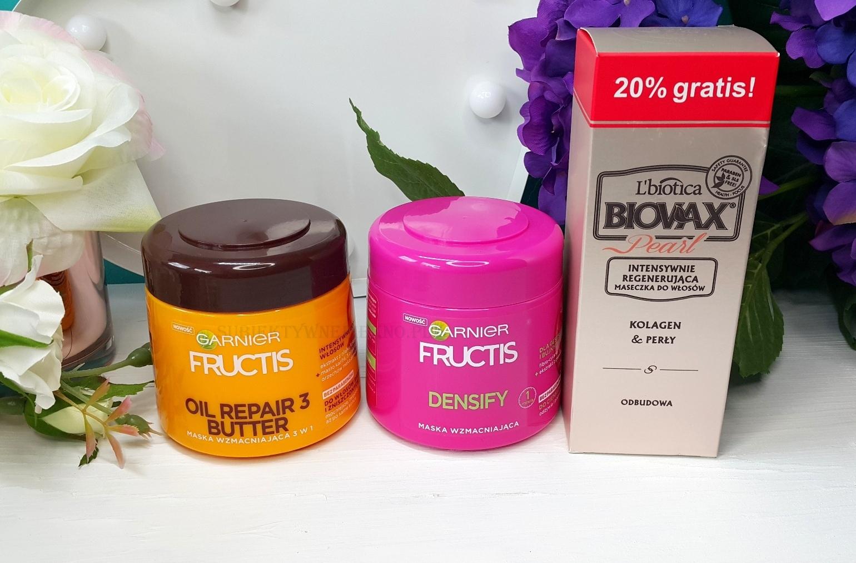 Rossmann promocja -49% Zachowaj Energię Lata 2017 | Moje zakupy maski do włosów