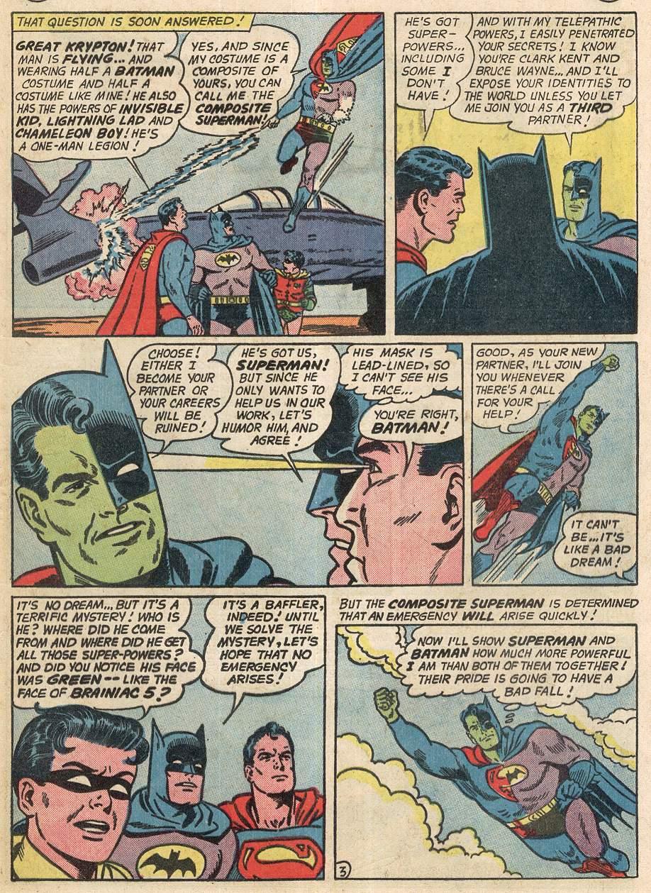 Read online World's Finest Comics comic -  Issue #142 - 5