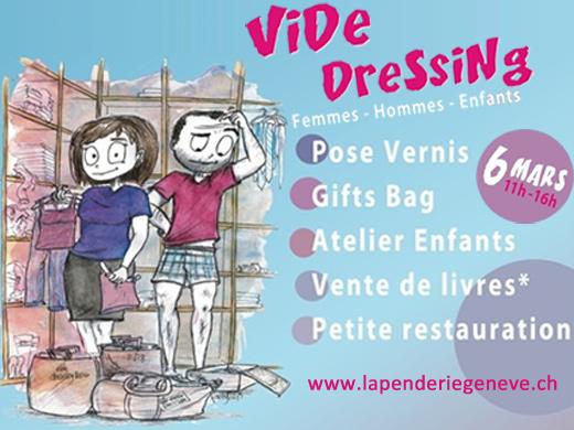 Vide-dressing La Penderie