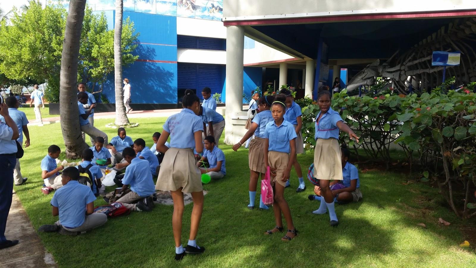 stolica Dominikany ludzie