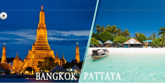 Liburan Akhir Tahun ke Bangkok Pattaya aja yuk!