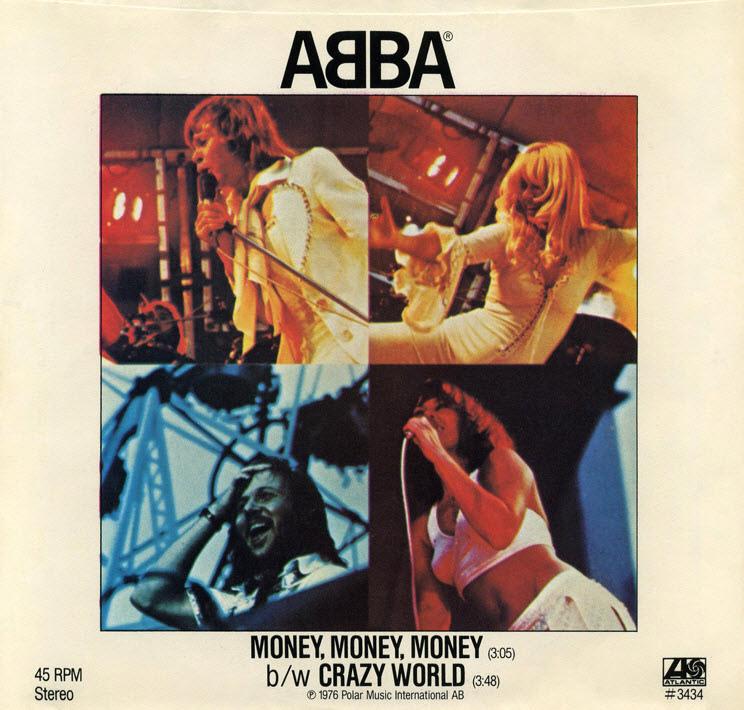 ABBA - Crazy World Lyrics | MetroLyrics