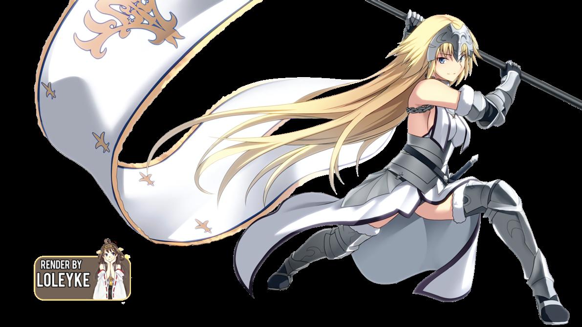 render Jeanne d'Arc - Ruler