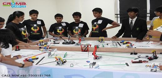 Robotics Training in Noida