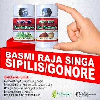 Obat Sipilis Termanjur 100% Aman Tanpa Efek Samping