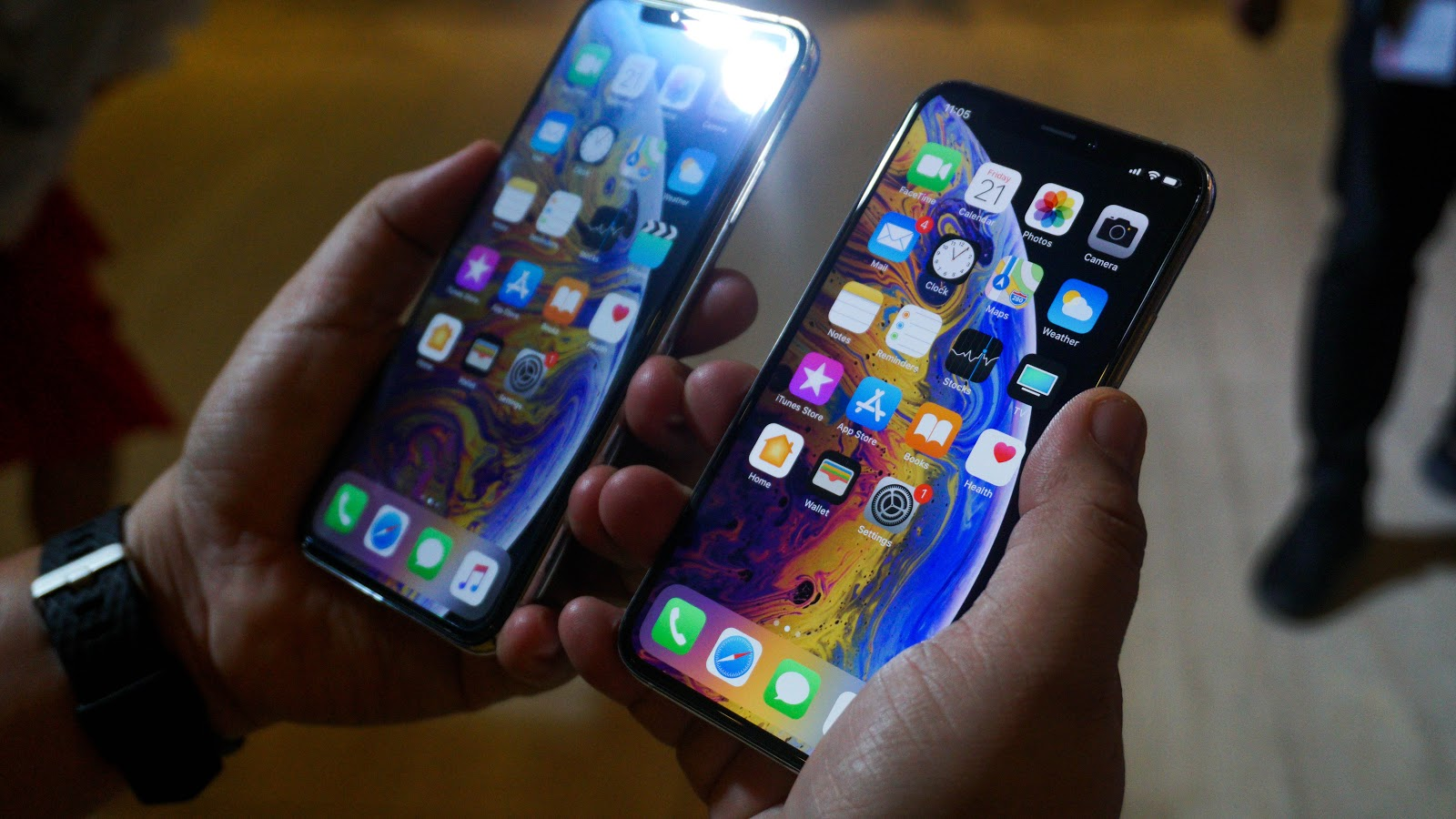 My Initial Impressions on the new iPhone XS and iPhone XS Max - Tech