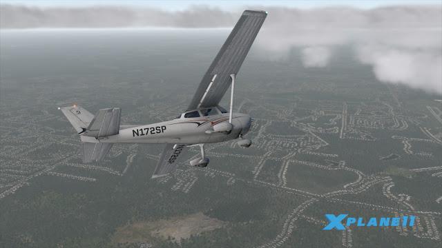 تحميل لعبة الطيارة اكس بلان x plane للكمبيوتر برابط مباشر مضغوطة مجانا