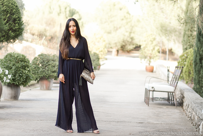 blogger influencer Valenciana con look de invitada boda