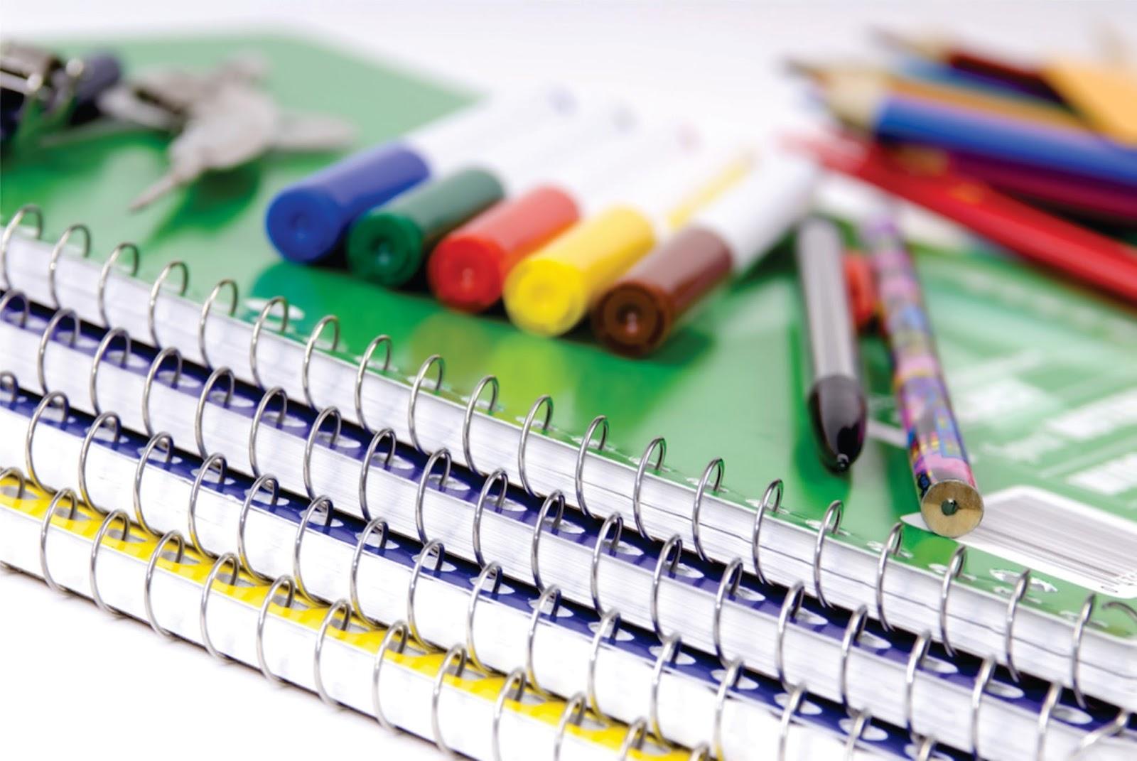 dicas para economizar no material escolar