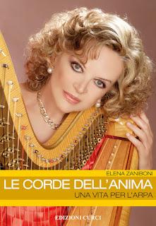 """Quando Elena Zaniboni svelò la partitura di Bussotti  che diede poi vita ad una coreografia  – Intervista alla grande arpista in occasione del libro autobiografico """"Le corde dell'anima"""""""