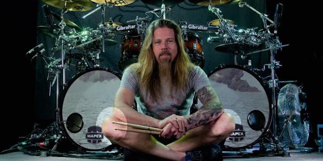 Chris Adler Lamb of God presentará galería de arte