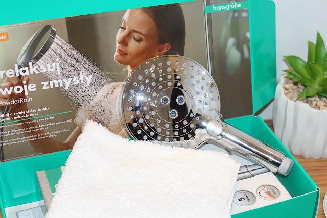 Hansgrohe Raindance Select S z PowderRain-  rozpieść swoje zmysły pod prysznicem