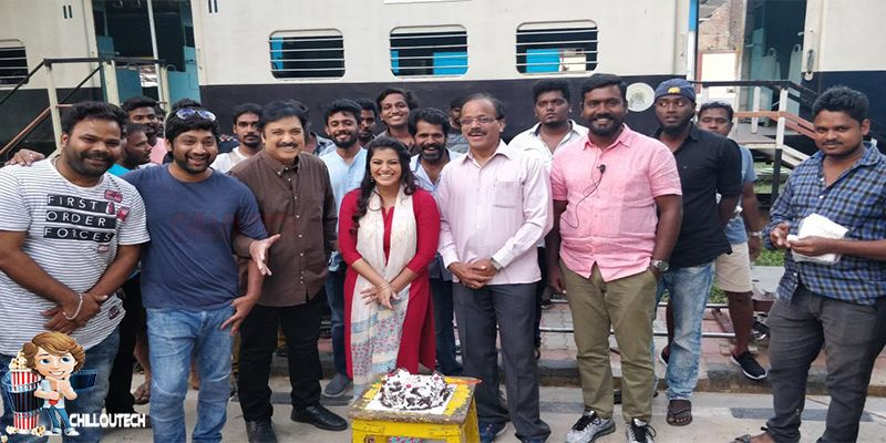 Actress Varalakshmi contribution in Mr.Chandramouli movie