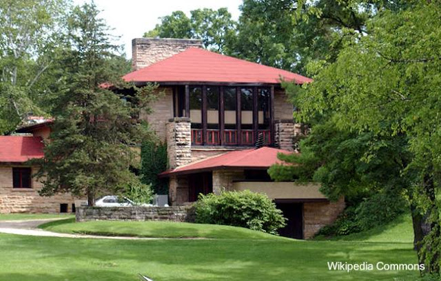 Taliesin House en Wisconsin, Estados Unidos