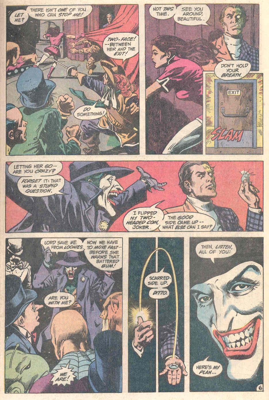 Detective Comics (1937) 526 Page 6