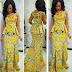 Latest Ankara Styles 2017 In Nigeria - For Ladies Only