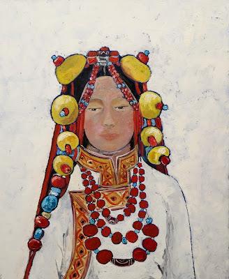 Елена Романенко, Тибетка, 2011