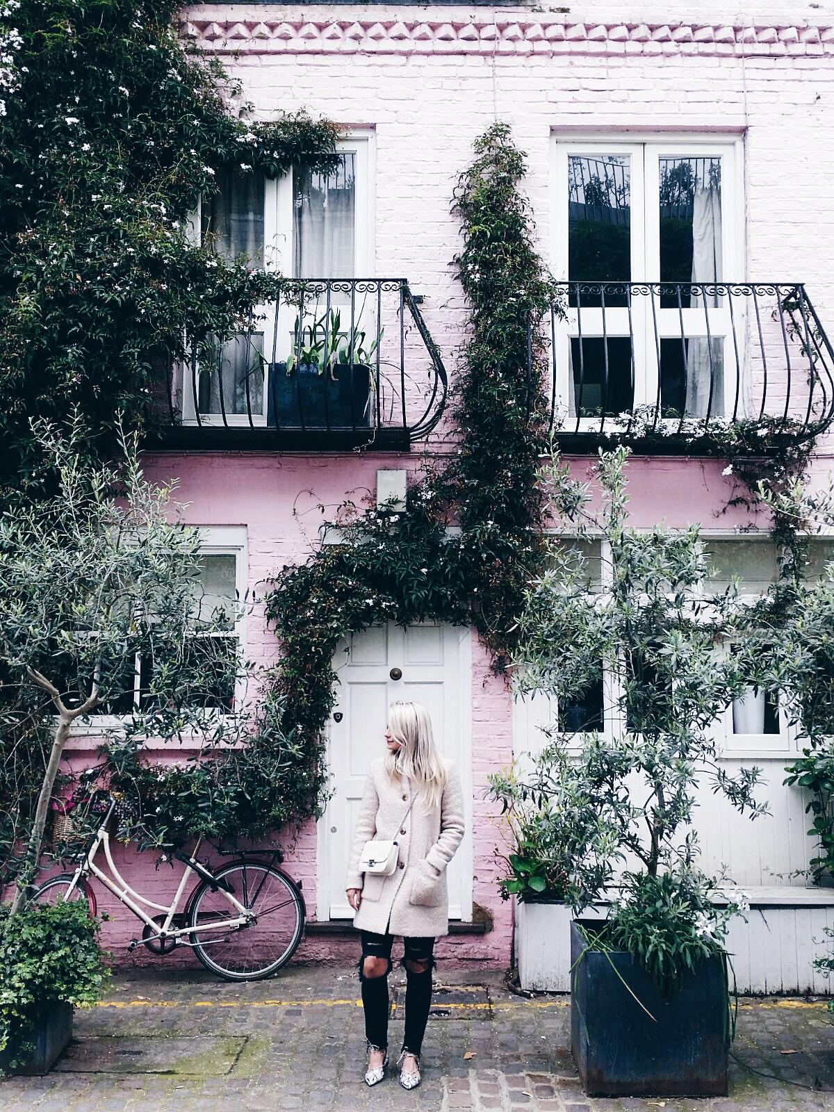 instagram spots in london