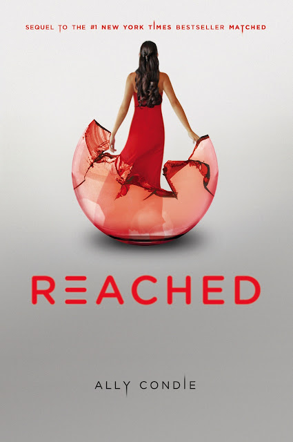 Reached Ally Condie Matched Series