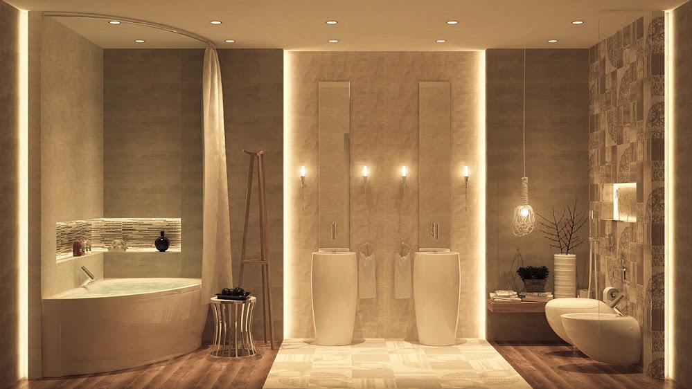 candlelit-bathroom