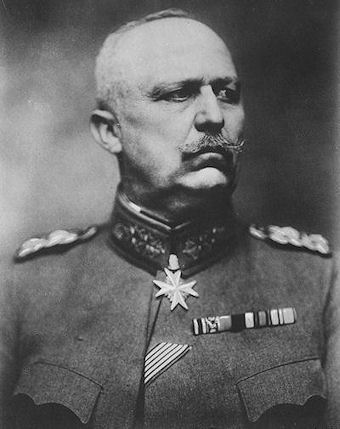 Erich Ludendorff And The Prelude To War
