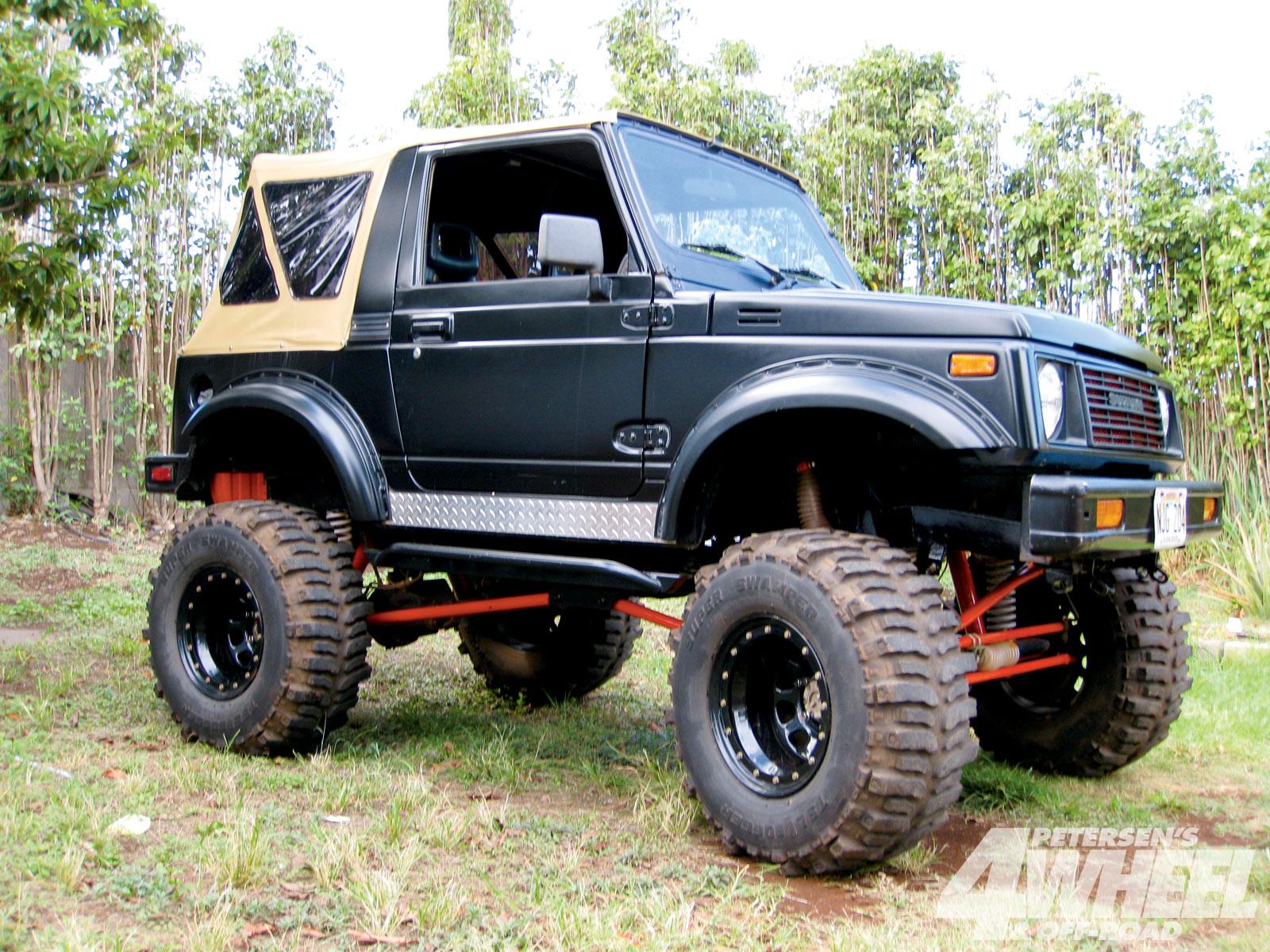 Car Images Suzuki Samurai