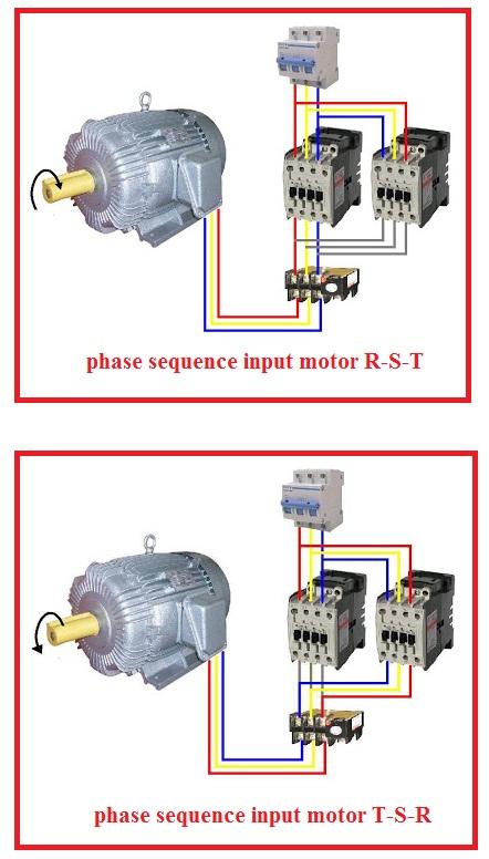 Single Phase Forward Reverse Motor Wiring Diagram  impremedia