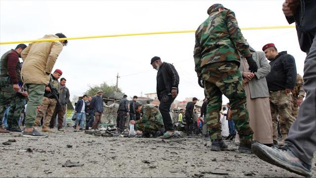 Un suicida de EIIL se detona y mata a sus propios comandantes