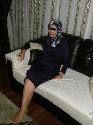 Turkish hijab mature 2 - 3 2