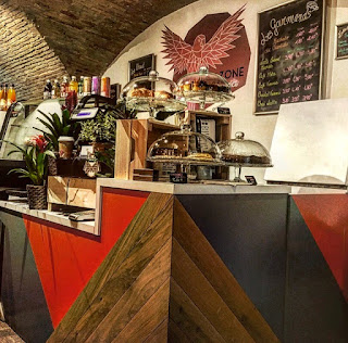 Amazone coffee shop and Co, café restaurant healthy sur Montpellier
