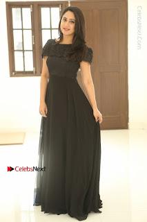 Actress Miya George Latest Po Gallery in Black Gown  0297.JPG