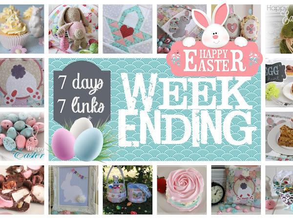 Week Ending (March 31)