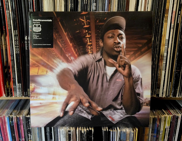Pete Rock 'PeteStrumentals' (5/1/01)